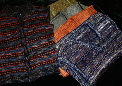 Hand Knit Vests